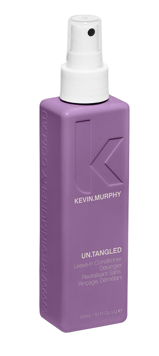 un tangled Kevin Murphy